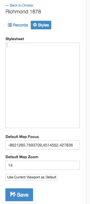 defaultmap